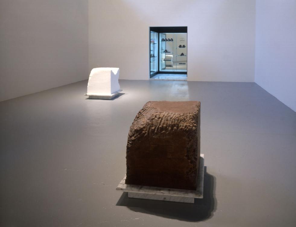 Janine Antoni, Gnaw  Brooklyn Museum